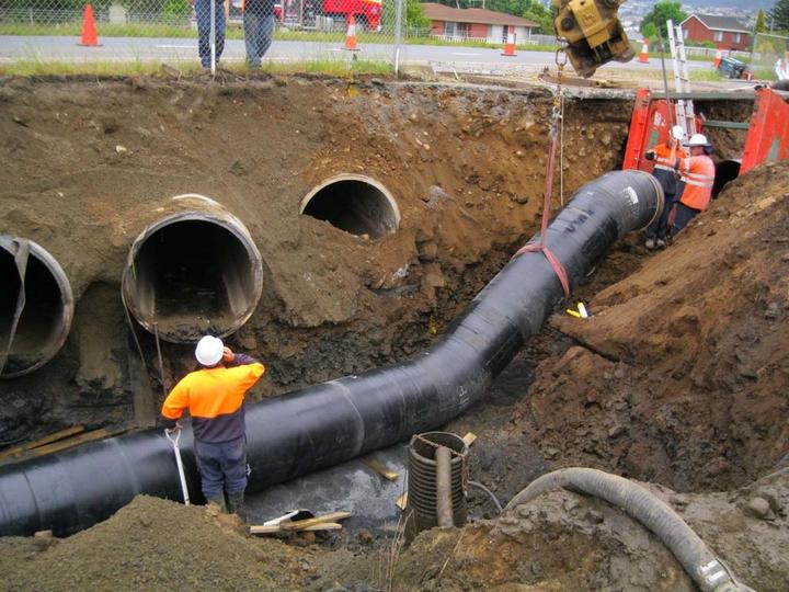 Berriedale Pipeline