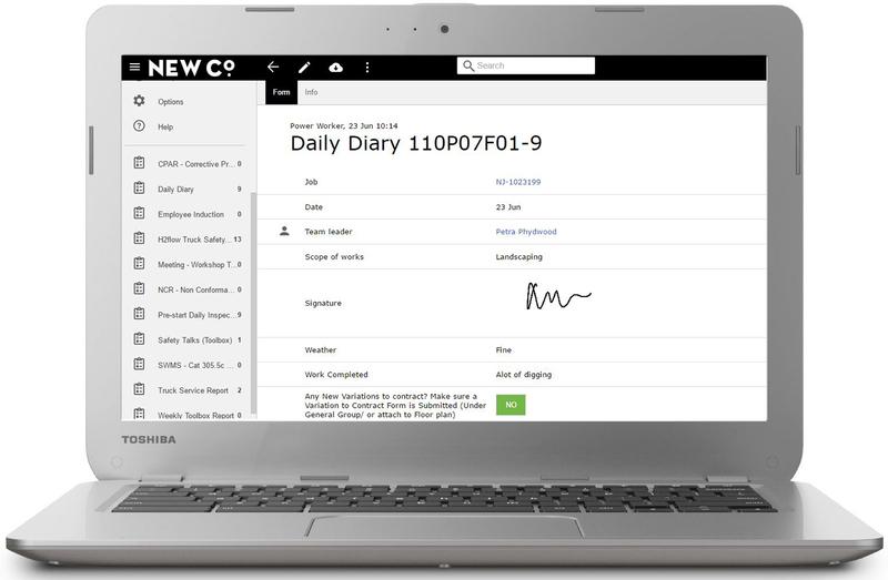 Whs Safety App Australia Eforms Kontrol4 Com